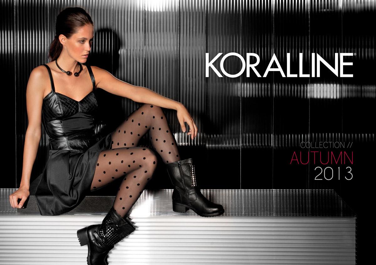Женская Одежда Koralline Осень 2013